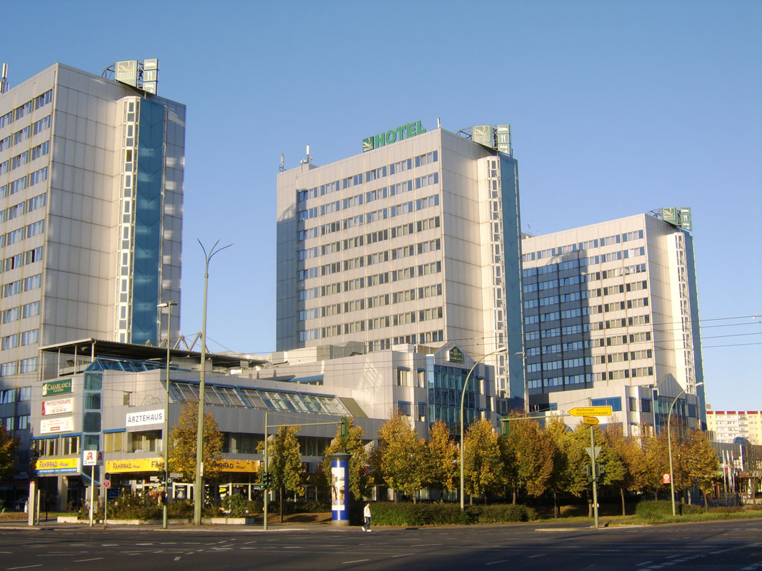 Berlin Quality Hotel & Suites