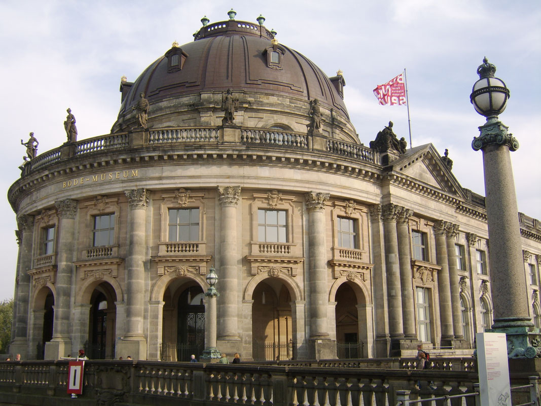 Bode Museum p� Musums Insel