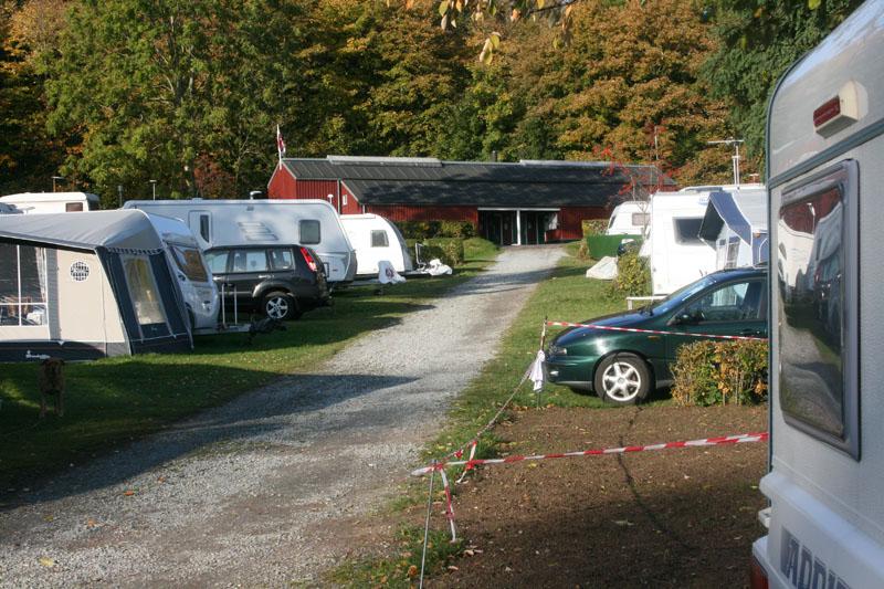 camping omkring århus